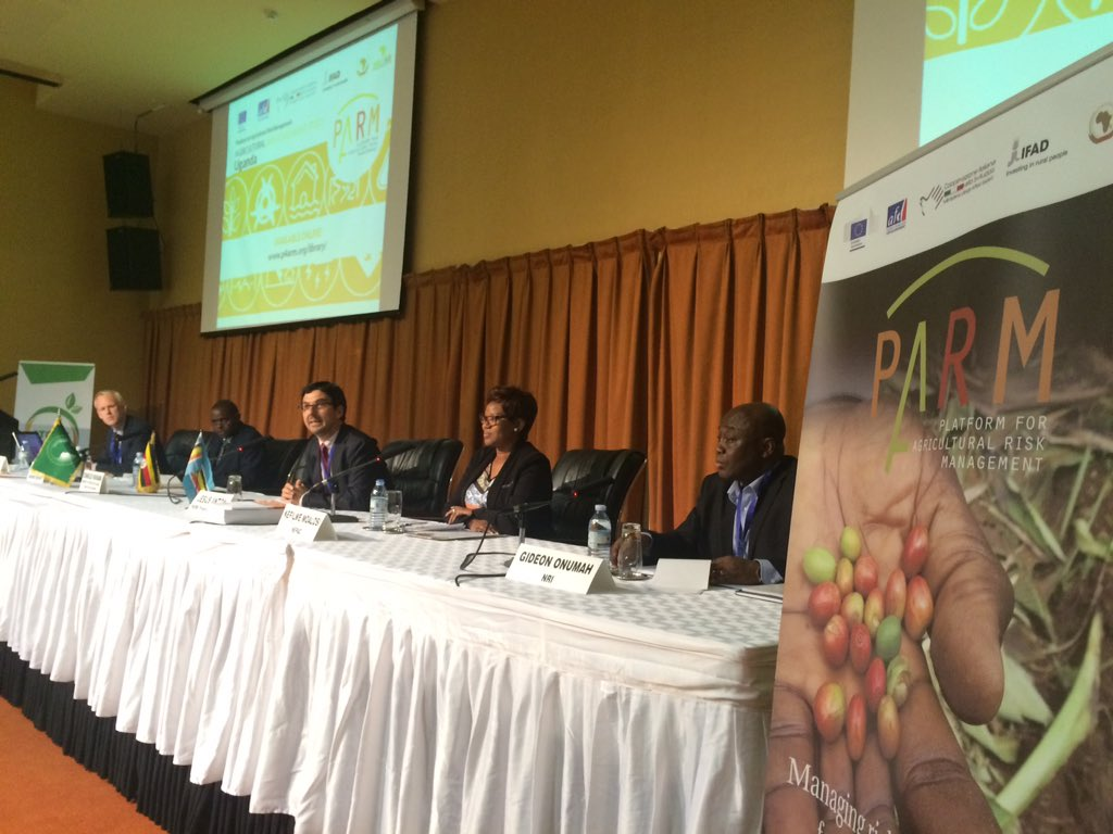 PARM meets in Kampala for the 6th Africa Day for Food and Nutrition Security