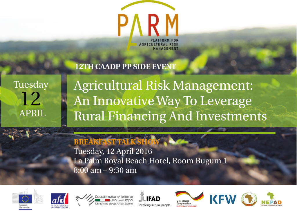 header caadp pp side event